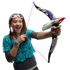 Nerf Rebelle Heartbreaker Bow (Phoenix Design) Fire darts up to 75 feet