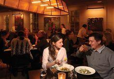 Restaurant Review: Vespa, Westport - Connecticut Magazine - April 2015 - Connecticut
