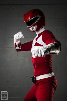 Red Ranger | Cristian Morbach Pink