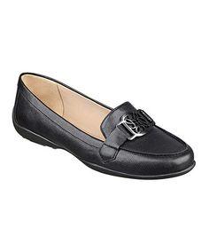 Look at this #zulilyfind! Black Jalissa Loafer #zulilyfinds