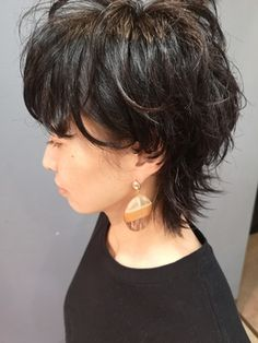Asian Short Hair, Short Hair With Bangs, Hairstyles With Bangs, New Hair Do, Your Hair, Short Pixie, Pixie Haircut, Hair Designs, Hair And Nails
