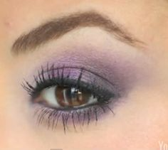 love the purple look!  Contact me for Arbonne make up at laurasan.myarbonne.com
