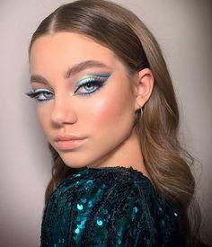 Glam Makeup, Cute Makeup, Pretty Makeup, Skin Makeup, Eyeshadow Makeup, Makeup Art, Makeup Tips, Beauty Makeup, Anna Makeup