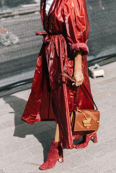 Time for Fashion » Seasonal Garments: Raincoat