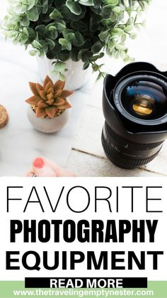 My favorite photography equipment to use while traveling! Travel photography equipment you need. Dreamy Photography, Photography Jobs, World Photography, Photography Equipment, Digital Photography, Travel Photography, Landscape Photography, Portrait Photography, Wedding Photography
