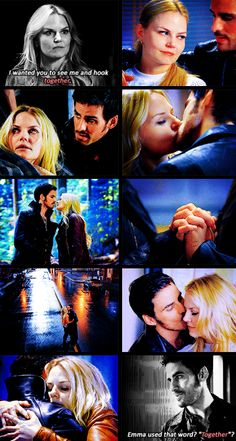 Emma and Hook are so cute!!!