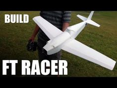 ▶ Flite Test - FT Racer (Slinger) - BUILD - YouTube