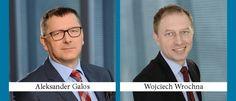 Aleksander Galos and Wojciech Wrochna Join Kochanski, Zieba & Partners as New Practice Heads