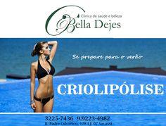 Bella Dejes Clínica de Saúde e Beleza: Simplesmente Imperdível!!!