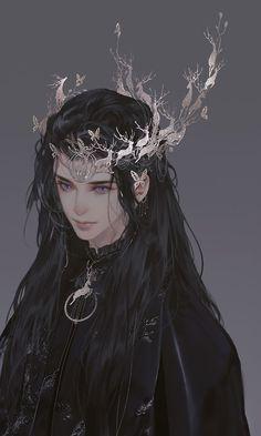 Fantasy Character Design, Character Inspiration, Character Art, Fantasy Kunst, Fantasy Art, Fantasy Books, Anime Art Girl, Manga Art, Pretty Art