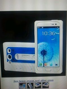 Cool phone case!