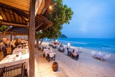 Buri Rasa Boutique Hotel Koh Phangan, Restaurant