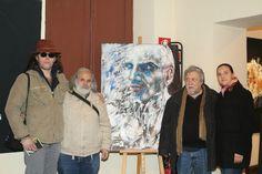 Il grande canale della pace :artisti contro la guerra !