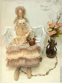 muñecas tilda de Tilda y amigos Svetlana S.