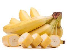 Máscara de Banana para Cabelos Secos