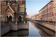 Санкт-Петербург в фотографиях Сергея Лукса