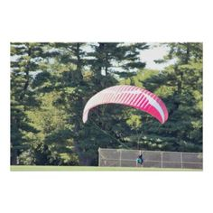 Parachute Poster - outdoor gifts unique cyo personalize
