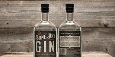 Bone Dry Gin — The Dieline | Packaging & Branding Design & Innovation News