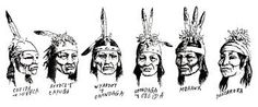 huron indians clothing - Google Search
