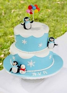 How to make adorable penguin toppers