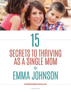 My 15 secrets to an awesome single mom life. In this FREE 5-page guide I give you my 15-point manifesto for not just getting through your day, and not just surviving single parenthood, but creating an awesome life for you and your family.