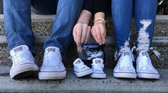 converse baby announcement