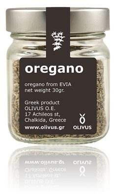 Oregano and Chamomile by OLIVUS on Packaging of the World - Creative Package Design Gallery