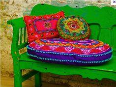 Morrocan Pillows