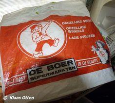 Een mooie slogan + logo van +/- 30 jaar geleden... #retail.#supermarkets..