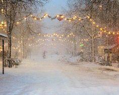#snowing #love #magic