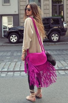 Obsessed with fringe