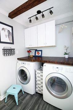 pedraza laundry room reveal