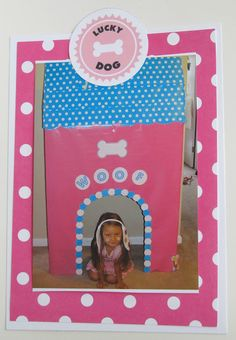 Raining Cats and Dogs photo op - let kids make a dog or cat ear craft OR sit in photo op with a stuffed pet