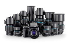 Phase One introduces 'no frills' IQ1 100MP back 45mm F3.5 and 150mm F2.8 Blue Ring lenses