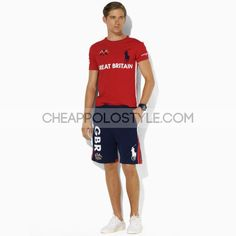 Cheap Ocean Challenge Suits GBR Tee and Short  Price: $74.12  http://www.cheappolostyle.com/mens-ocean-challenge-suits-ocean-challenge-suits-gbr-tee-and-short-p-1146.html