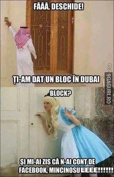 Ți-am dat un bloc în Dubai Dubai, Ioi, Life Humor, Funny Comics, Haha, Funny Memes, Vampier Diaries, Ariana Grande, Random