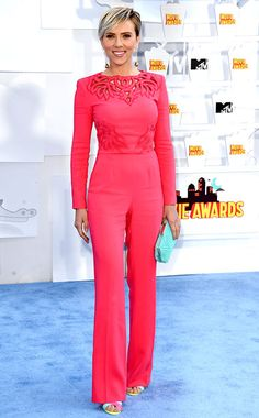 c2806a5ad4d0 MTV Movie Awards 2015 Red Carpet Style  We Grade the Looks
