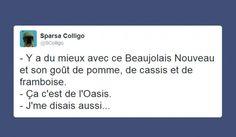Top 20 des meilleurs tweets sur le Beaujolais Nouveau encore un grand cru