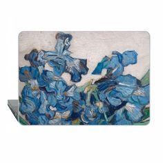 $ 49.50 Macbook Pro 13 vintage macbook Van Gogh Irises 12 by ModMacCase