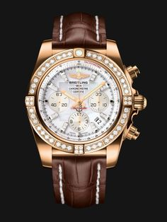 Chronomat 44 - Diamondworks - Breitling - Instruments for Professionals