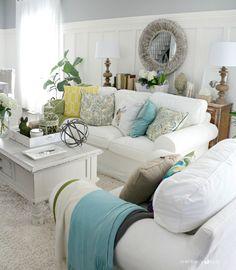 Cozy Cottage Spring Updates !
