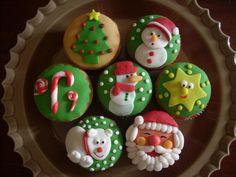 [MMF] - Muffin di Natale! ...li ho fatti anch'io!!