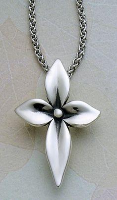Blossom Cross #jamesavery