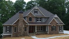 Home Plan HOMEPW77434 - 3290 Square Foot, 4 Bedroom 4 Bathroom Craftsman Home with 3 Garage Bays | Homeplans.com