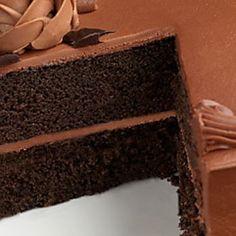 Base per torta: la ricetta della torta al cioccolato soffice da farcire!