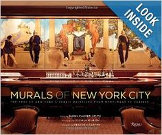 Can't wait to get this book >> Murals of New York City: The Best of New York's Public Paintings from Bemelmans to Parrish