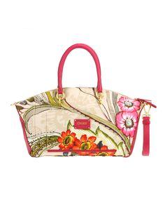 Oilily Boston Handbag