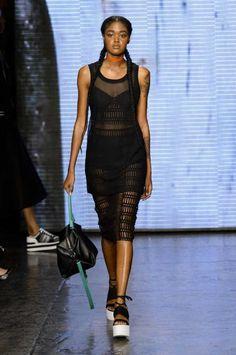 DKNY Spring/Summer 2015 | Fashion, Trends, Beauty Tips & Celebrity Style Magazine | ELLE UK