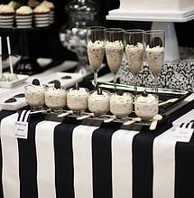 Nightmare before Christmas theme wedding ideas Source by Christmas Wedding Themes, Christmas Bridal Showers, Nightmare Before Christmas Wedding, Christmas Ideas, White Dessert Tables, White Desserts, Deco Buffet, Black And White Wedding Theme, White Bridal Shower