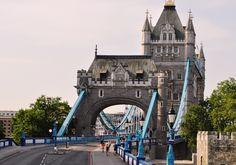 London, England - Tower Bridge